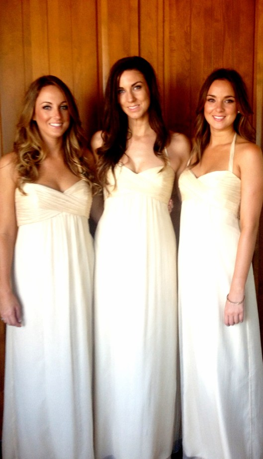 Sisters and Bridesmaids