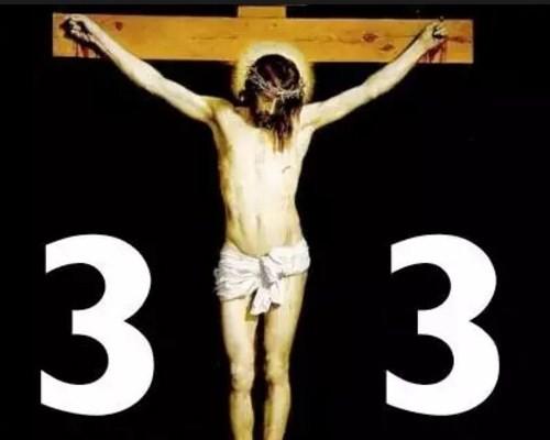 33 года возраст христа поздравления для женщины