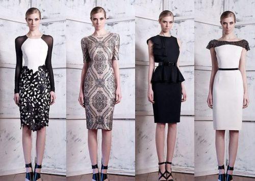 Направление моды для платья