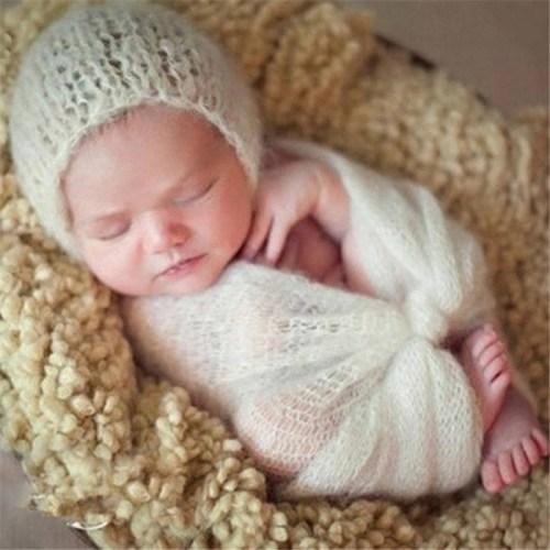 Милый-ребенок-цветок-повязка-на-голову-дети-девочка-малыш-младенческой-выдалбливают-повязка-на-голову-палантины-шали