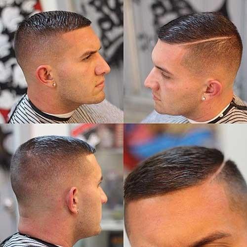 Стрижка должна учитывать форму головы мужчины, пропорции его лица, особенности формы и структуры волос, а также то, как мужчина будет носить стрижку.