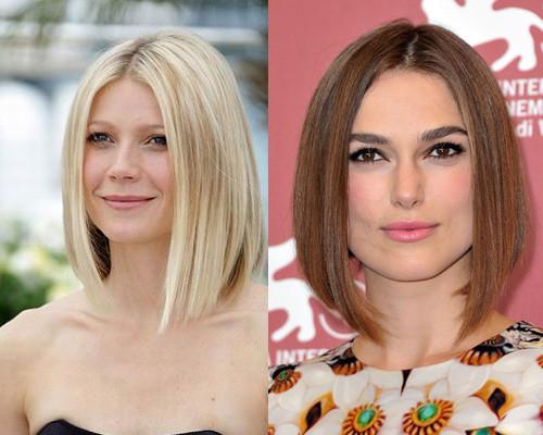 Прически на средние волосы фото женские 2016 каре