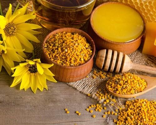 Пыльца: Медицинские чудеса