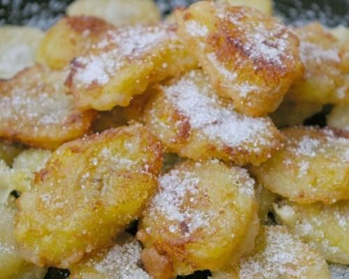 что можно приготовить из бананов рецепты с фото