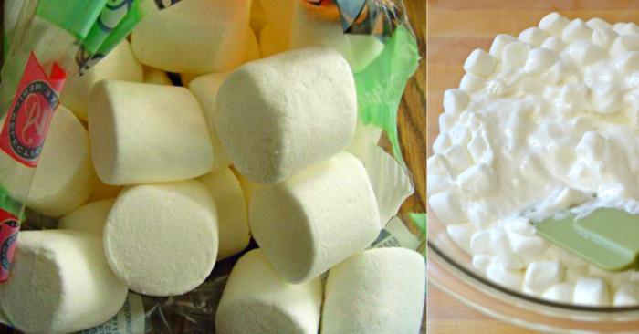 пошаговый рецепт мастики из марш меллоу