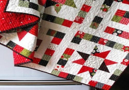 Подробно как сшить лоскутное одеяло своими руками пошаговая инструкция