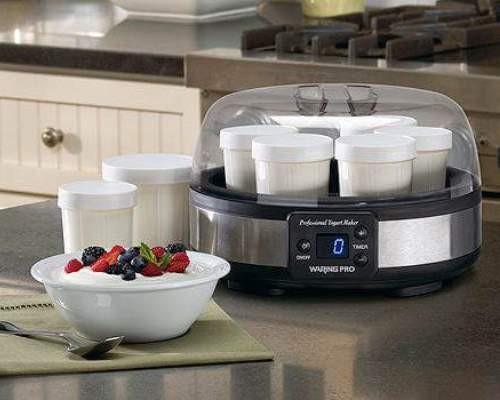 Як зробити йогурт в домашніх умовах рецепт