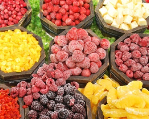 Как заморозить овощи и фрукты, ягоды и грибы