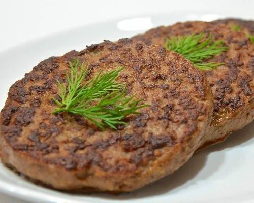 Рецепт печеночных котлет из свиной печени