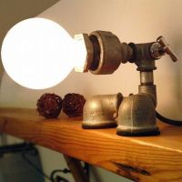 Kozo Lamp  Upcycled Handmade Lighting Designs by David ...