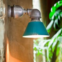 Kozo Lamp - Upcycled Handmade Lighting Designs by David ...