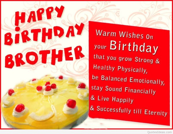 Cute Puppies Wallpapers With Quotes The 33 All Time Best Birthday Wishes For Brother