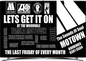 Motown|The Woodvale tavern & Reception Centre