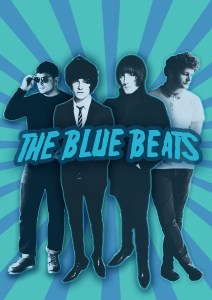 BLUE BEATS BAND WITH LOGO (2)