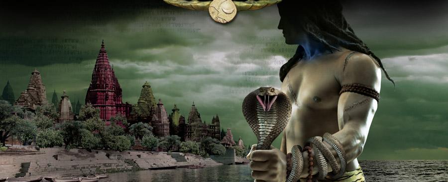 Mahadev Animated Wallpaper Shiva Trilogy The Word Bookie