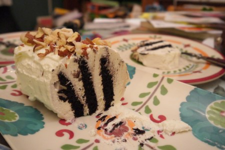 Nilla Wafer Icebox Cake