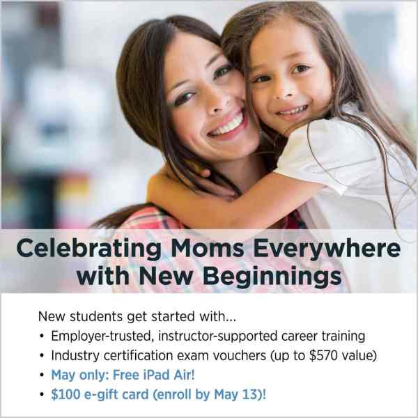 CareerStep May Promo