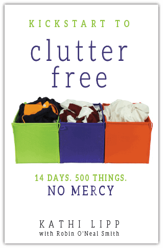 Learn how to get rid of over 500 pieces of clutter in just 14 days.