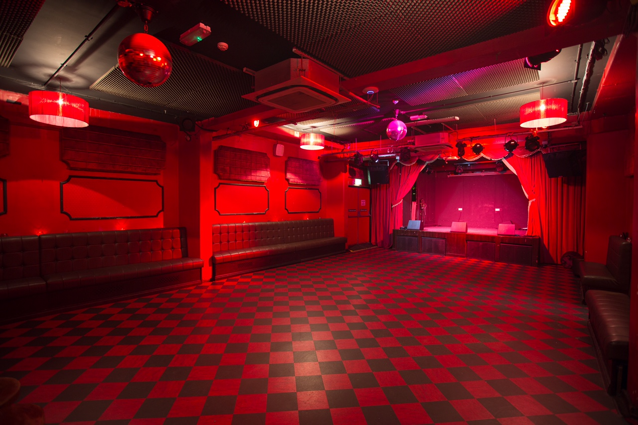 Babyzimmer Rot Spaces | The Workmans Club