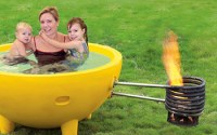 Wood-burning hot tub  The Worst Things For Sale