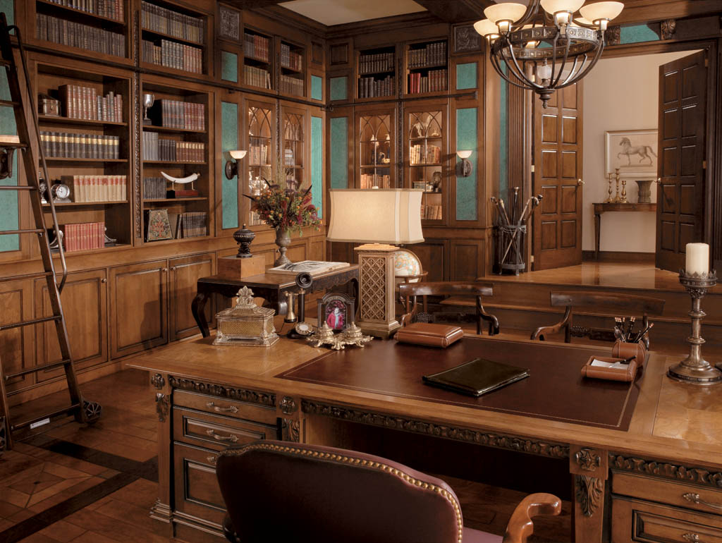 Classic Home Offices 30 Best Traditional Home Office Design Ideas