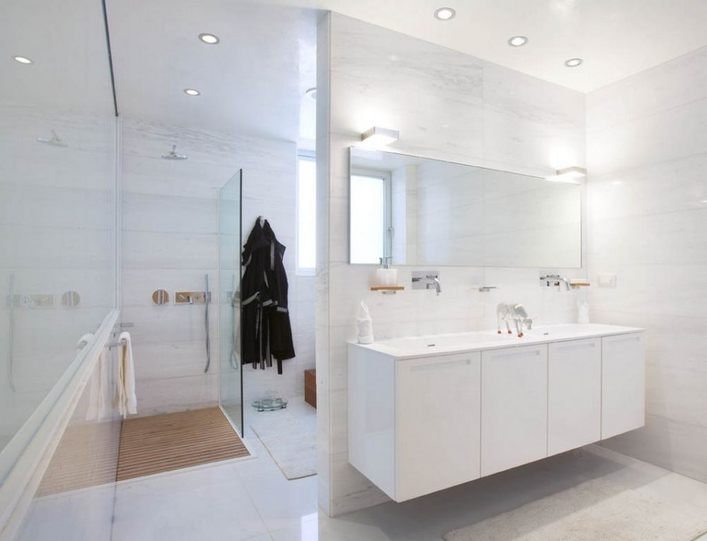 Modern Restroom Designs 35 Best Modern Bathroom Design Ideas