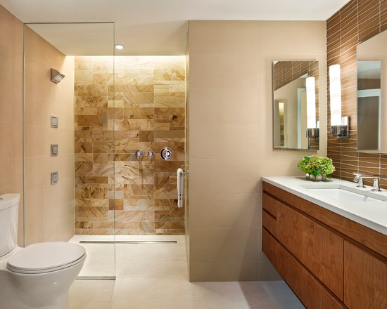 Waschtischplatte Holz Gäste Wc 21 Unique Modern Bathroom Shower Design Ideas