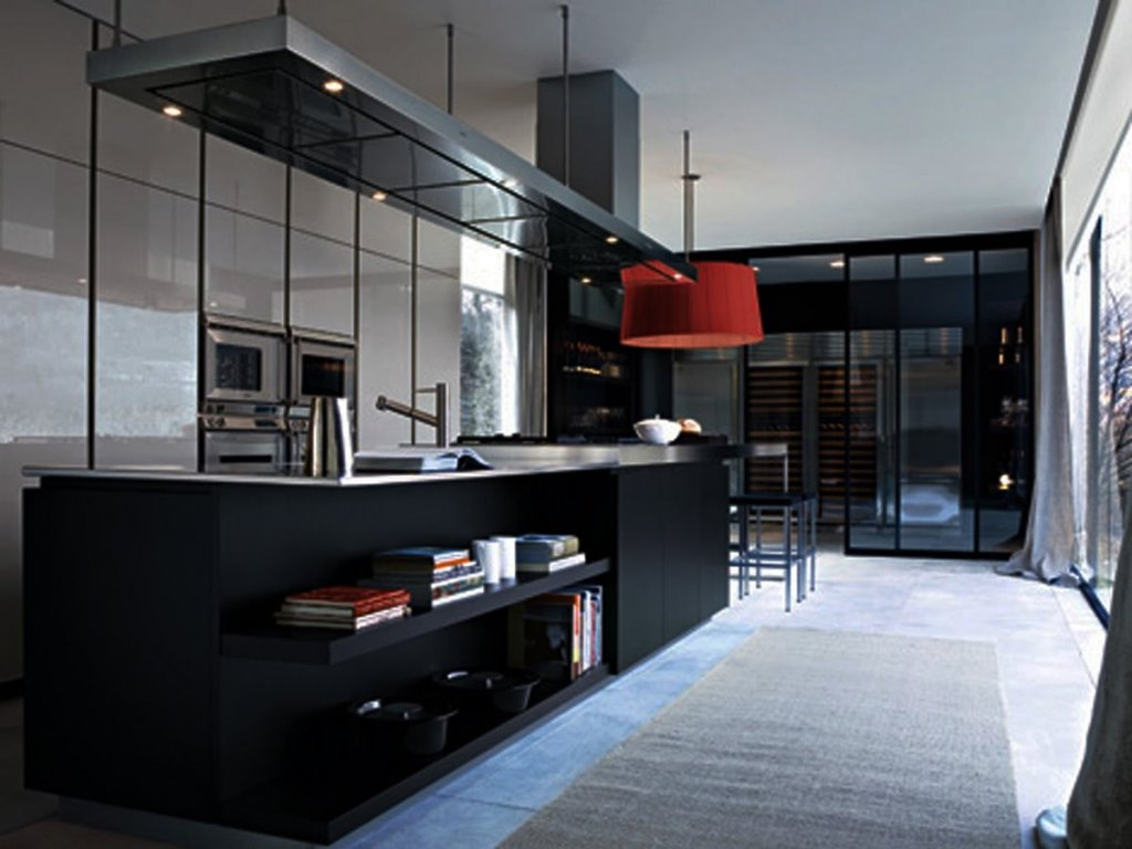 Luxury Modern Kitchen 25 Luxury Modern Kitchen Designs
