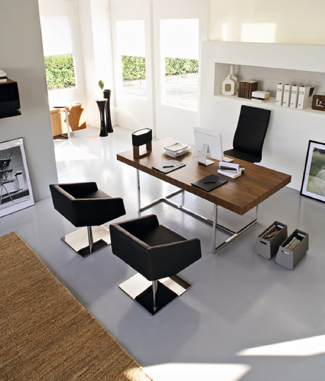 Modern Office Design 35 Modern Home Office Design Ideas