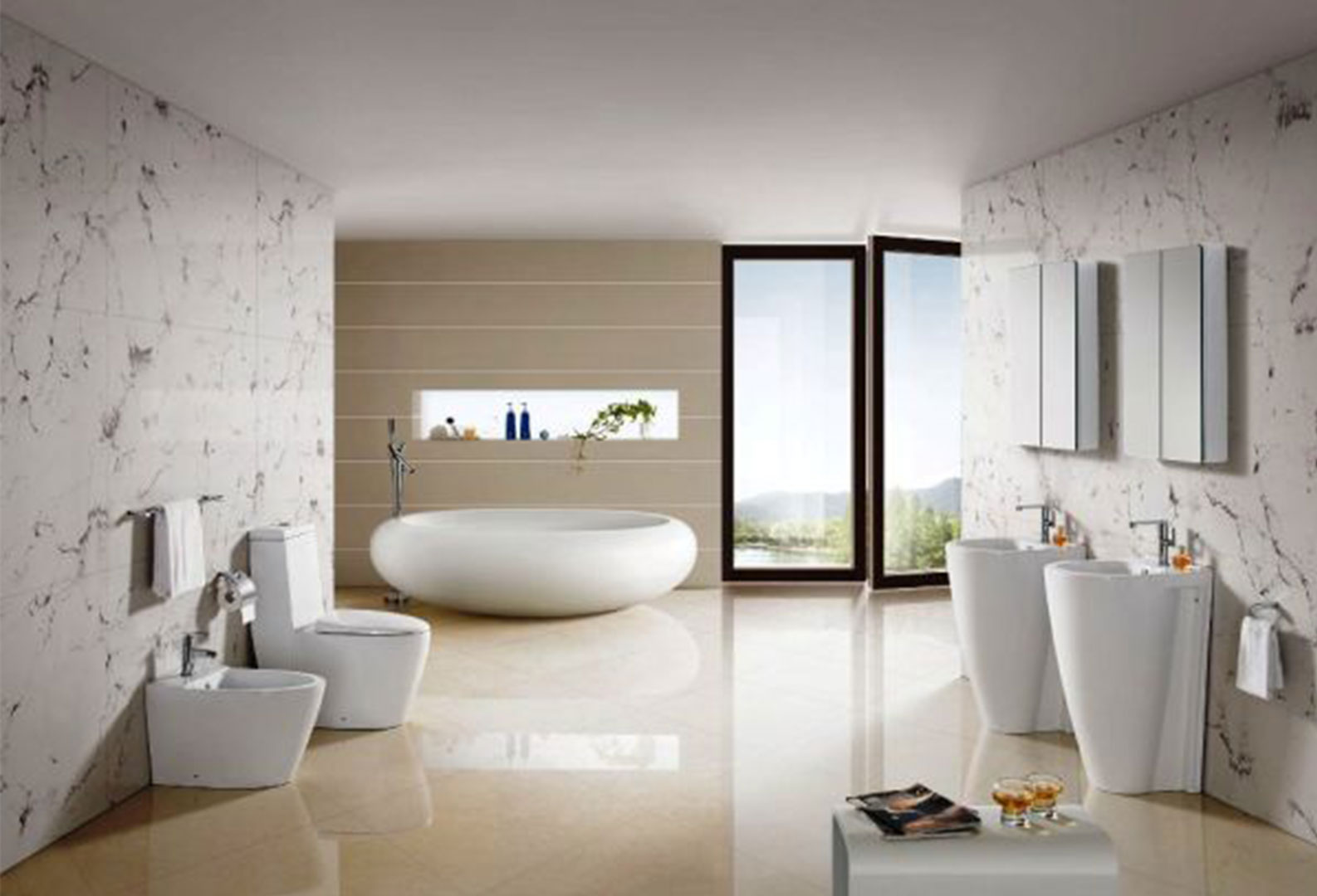 Simple Small Bathroom Designs For Home