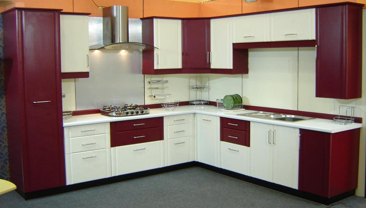 Modular Kitchen Design Red And White 30 Awesome Modular Kitchen Designs – The Wow Style