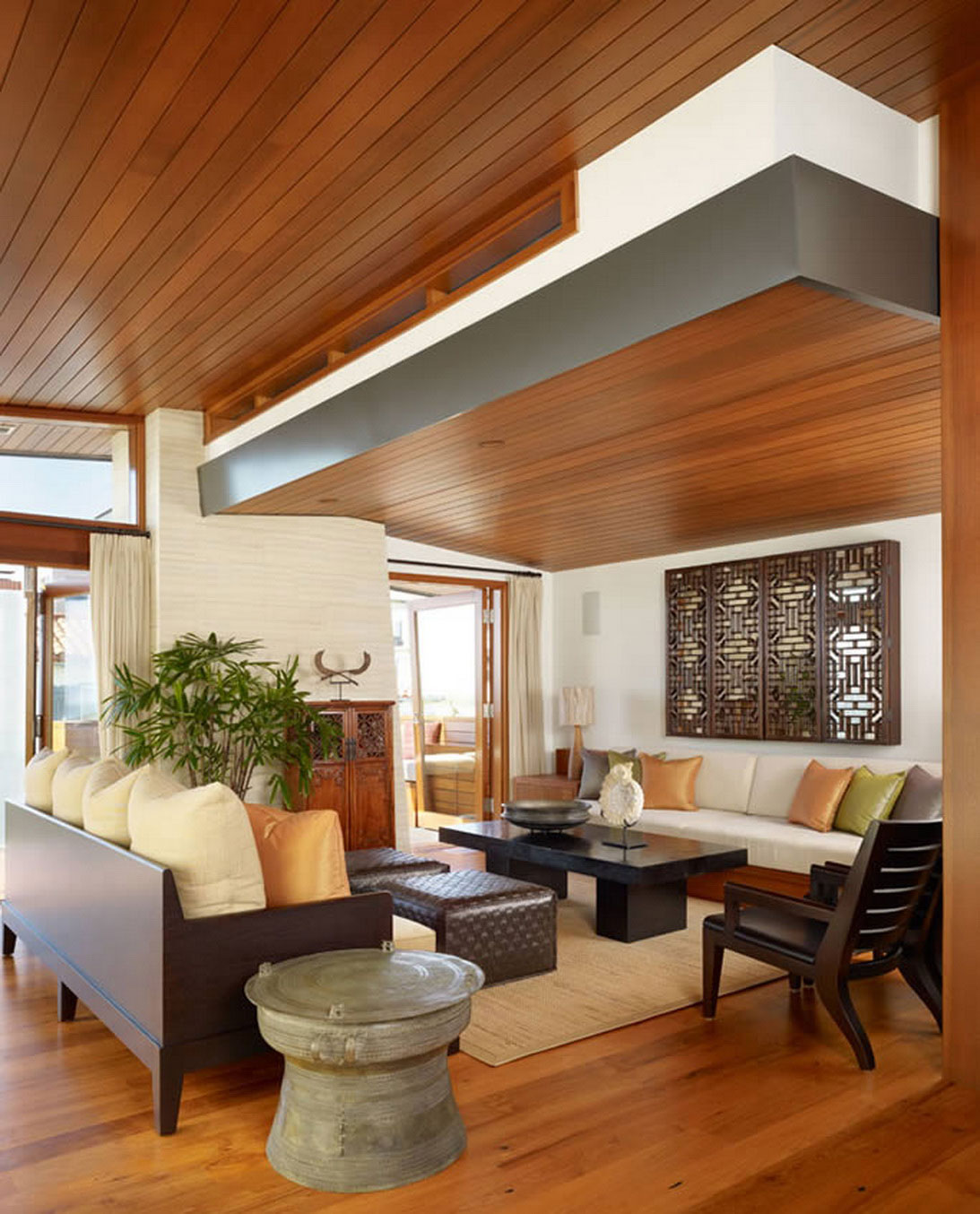 Material Rumah 35 Awesome Ceiling Design Ideas