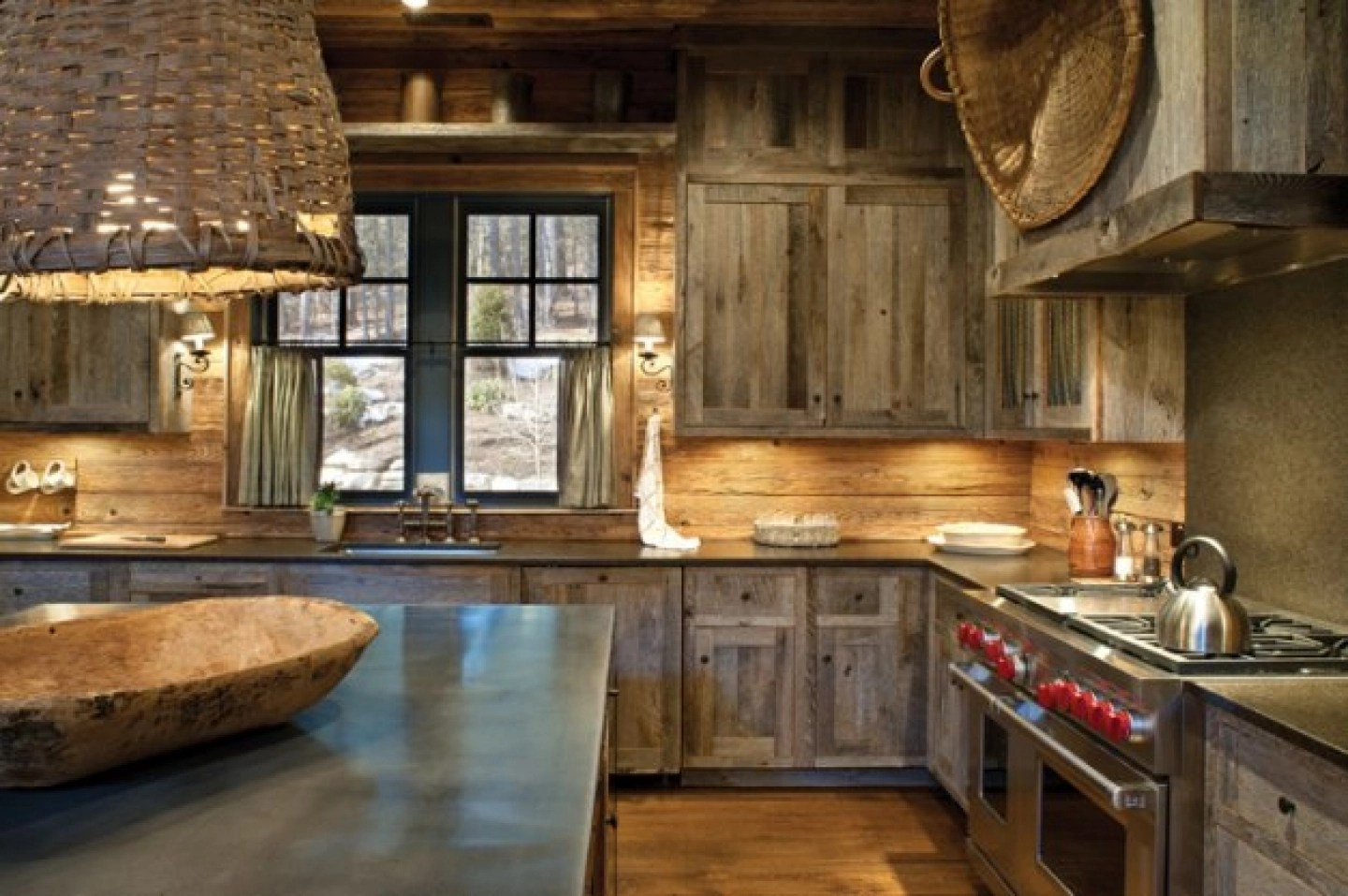 Best Kitchen Islands 40 Rustic Interior Design For Your Home – The Wow Style