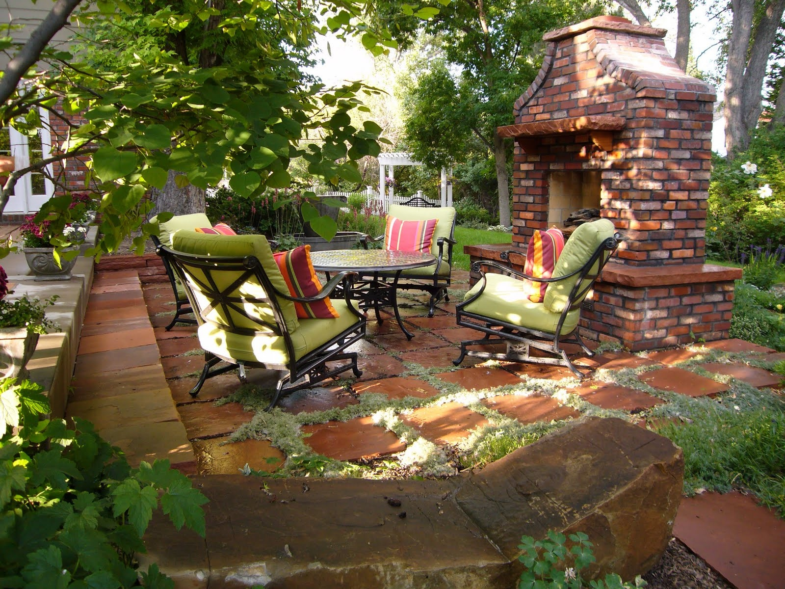 Terrassenhang Gestalten 30 Rustic Outdoor Design For Your Home