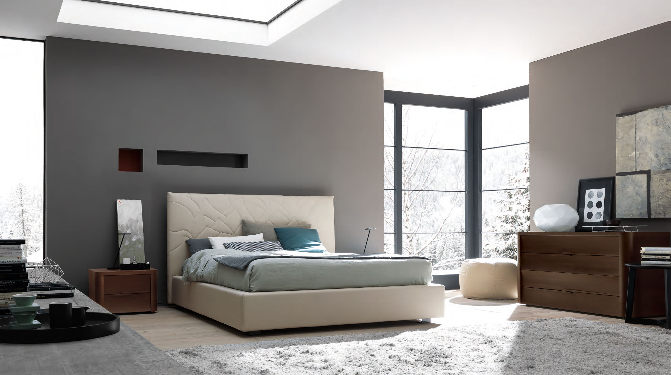 Complete Bedroom Decor 40 Modern Bedroom For Your Home