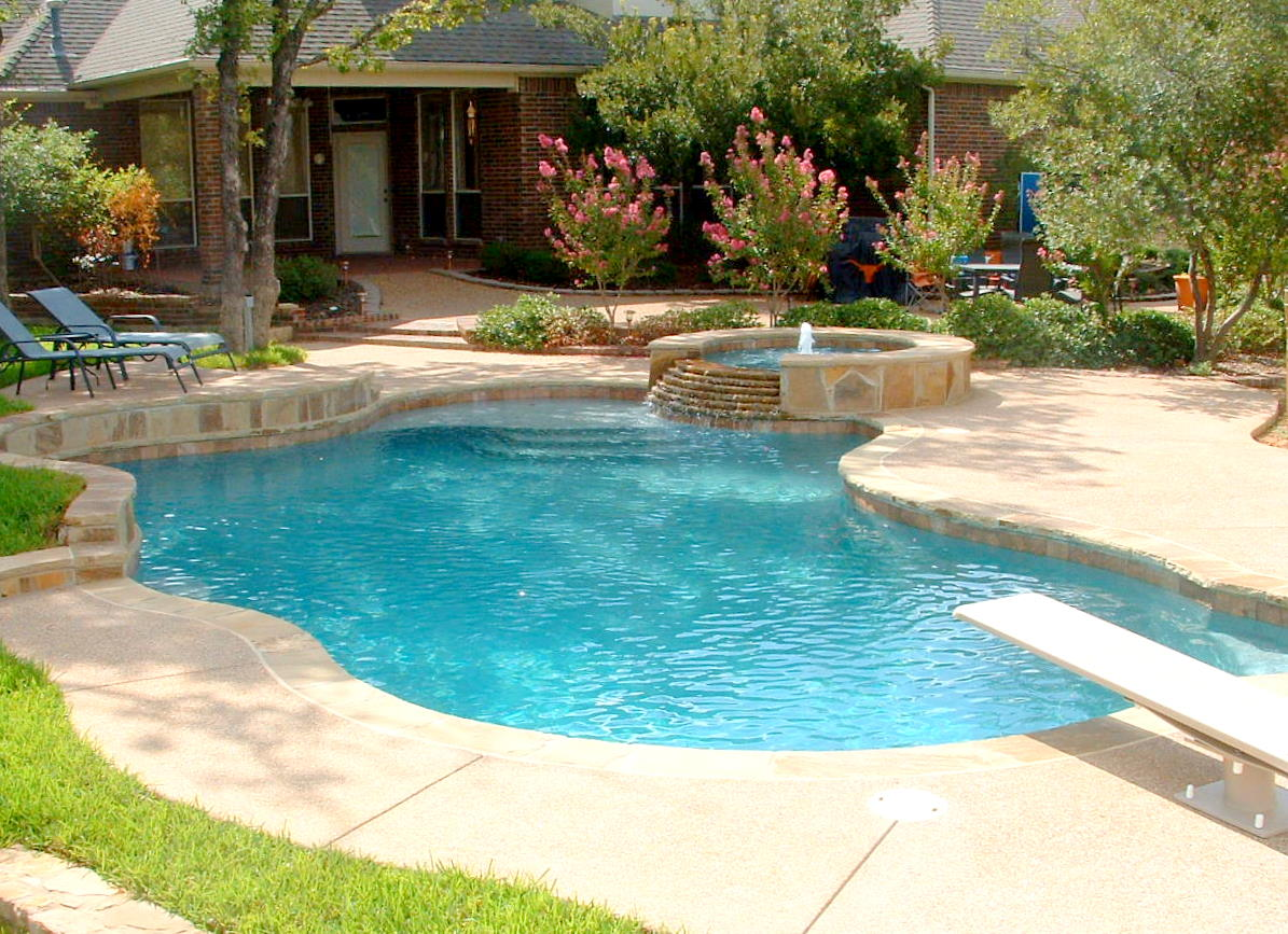 Jacuzzi In Pool 33 Jacuzzi Pools For Your Home