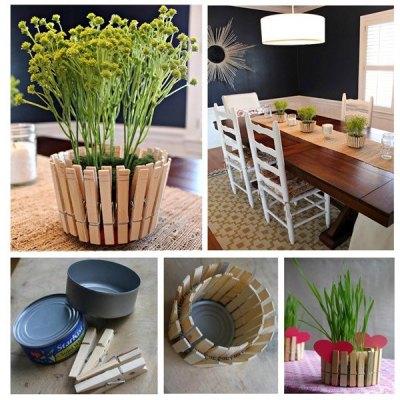 40 DIY Home Decor Ideas