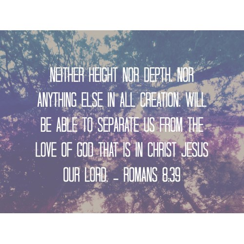 Medium Crop Of God Is Good Bible Verse
