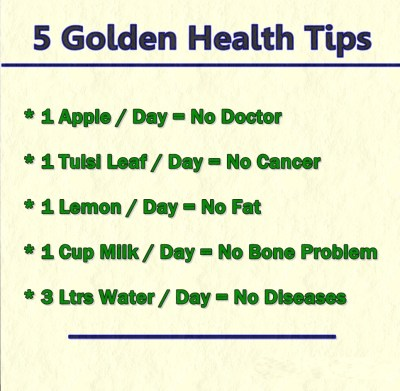 20 Best Health Tips to Stay Fit Forever
