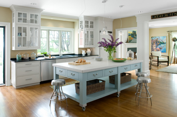 Kitchen Island Decorating Ideas 22 Best Kitchen Island Ideas – The Wow Style
