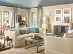 Blue Living Room Decorating Ideas Home