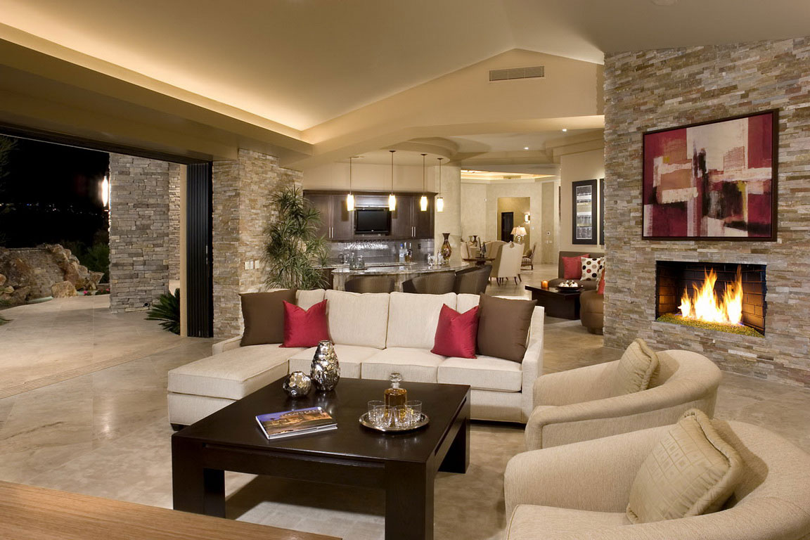 Contemporary Living Room Interiors 25 Great Interiors Design For The Home