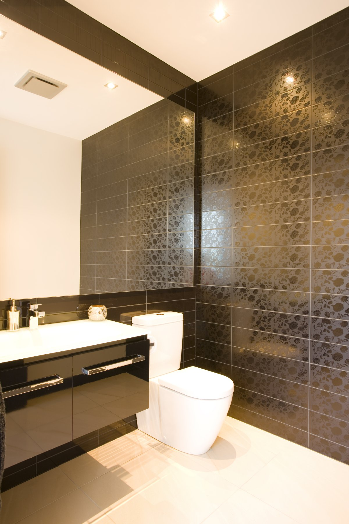 Modern Restroom Designs 25 Modern Luxury Bathrooms Designs