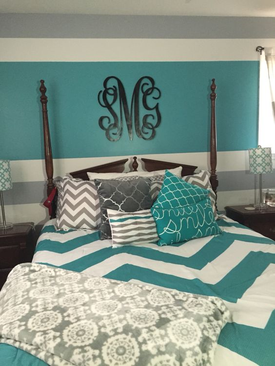 Feng Shui 21 Breathtaking Turquoise Bedroom Ideas – The Wow Style
