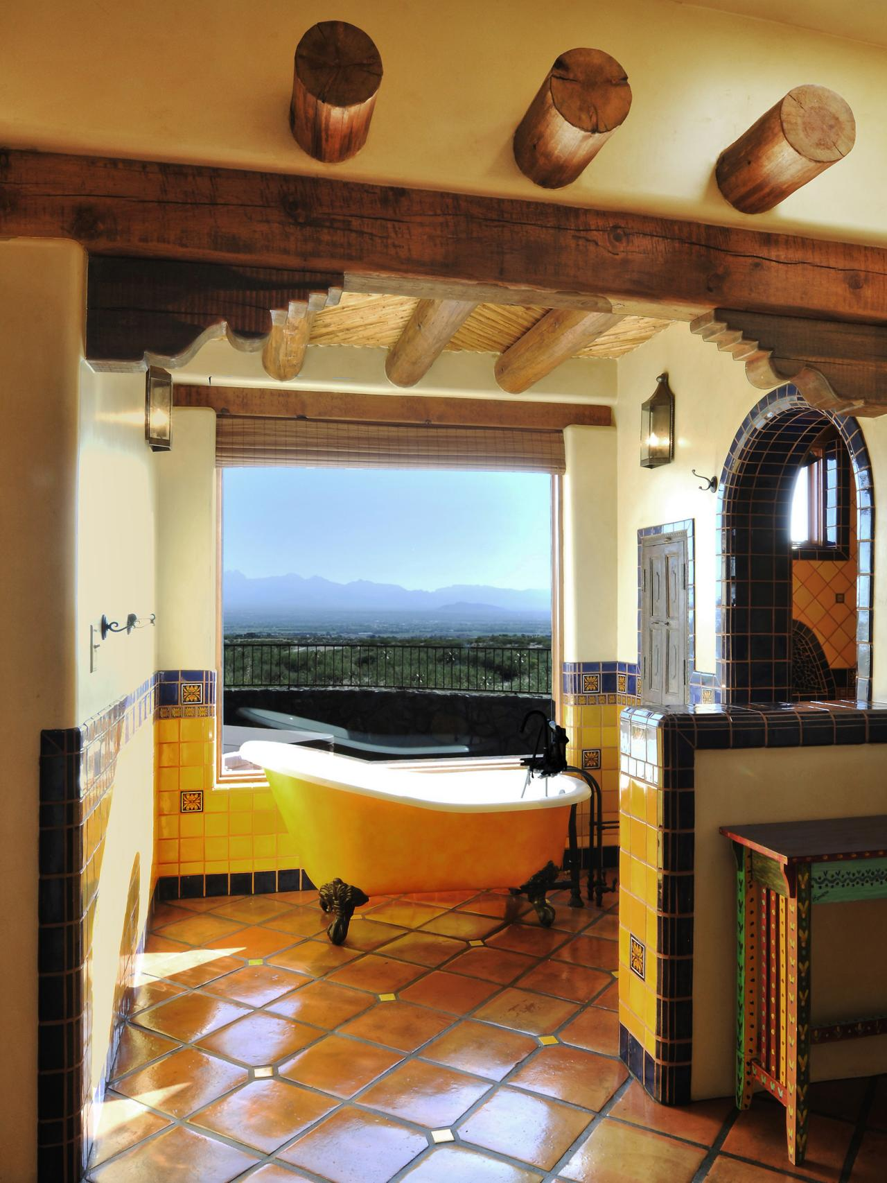 Idea Salle De Bain 25 Southwestern Bathroom Design Ideas