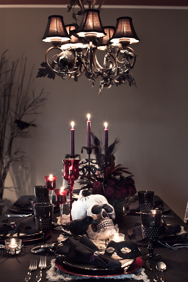 Fall Candles Wallpaper 25 Stunning Red And Black Halloween Ideas
