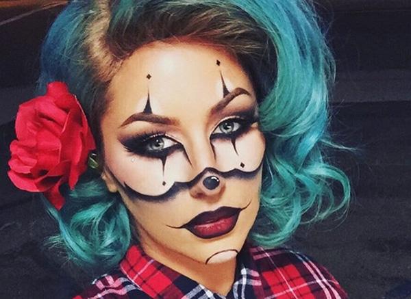 Cute Skeleton Girl Wallpaper 50 Breathtaking Halloween Makeup Ideas