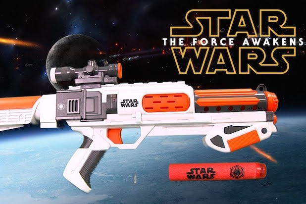 Nerf Toy Disneyland Bans Toy Guns, Adult Costumes