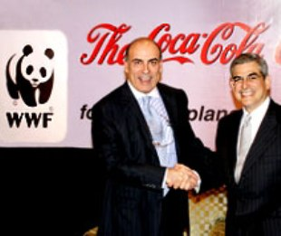 Coke WWF WWF Mines The Green Gold Rush To The Amazon: Making $60  billion From Fear