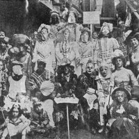 Silent Sundays: Mardi Gras on Frenchman Street (1910)